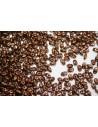 Perline Miniduo Dark Bronze 4x2,5mm - 10gr