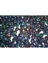 Perline QuadraLentil Iris Blue 6mm - 5gr