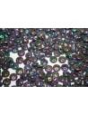 Perline QuadraLentil Iris Purple 6mm - 5gr