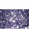 Perline Bar CzechMates Metallic Suede-Purple 6x2mm - 5gr