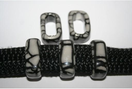 Componente Climbing Ceramica, Tubo 17x25mm - 1pz