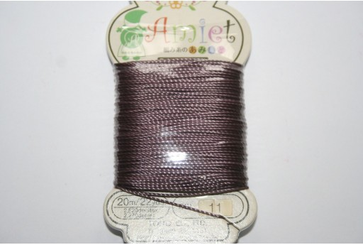 Toho AMIET Beading Thread 0,6mm Light Purple - 20m