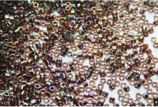 Miyuki Delica Beads Rootbeer Amber AB 11/0 - 8gr