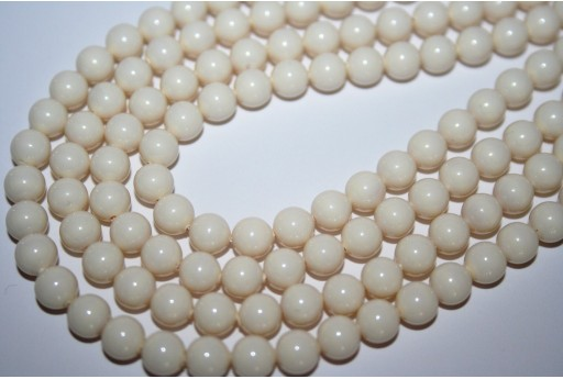 Swarovski Pearls 5810 Ivory 6mm - 12pcs