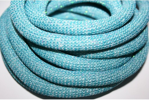 Glitter Climbing Cord Verman 10mm - 1mt