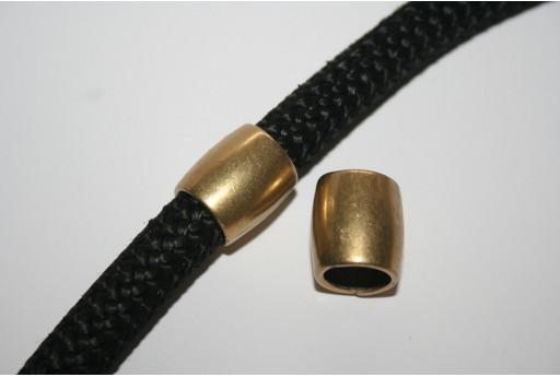 Componente Climbing  Rondella Ovale Bronzo 15x16mm - 1pz