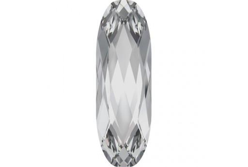 Swarovski Cabochon Long Classical Oval Crystal 27x9mm - 1pz