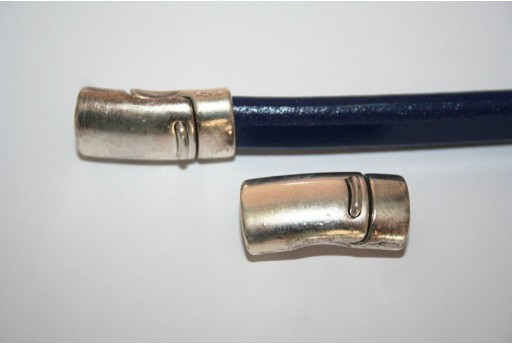 Chiusura Magnetica Colore Argento 13x25mm - 1pz