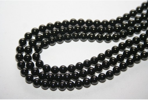 Swarovski Pearls Mystic Black 5810 3mm - 20pcs