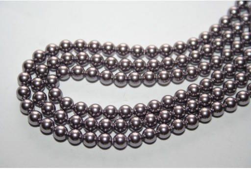 Swarovski Pearls Mauve 5810 3mm - 20pcs