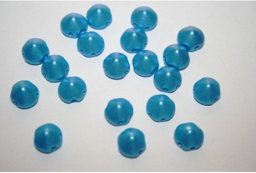 Tipp Beads Pastel Turquoise 8mm - 20pz