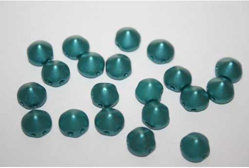 Perline Tipp Beads Pastel Emerald 8mm - 20pz