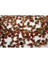 Perline Button Bead California Gold Rush 4mm - 50pz
