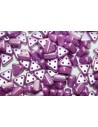 eMMA Beads Pastel Lila 6x3mm 5g