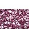 Perline eMMA Alabaster Rose 6x3mm - 5gr