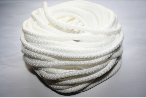 Climbing Cord Bianco 5mm - 1mt