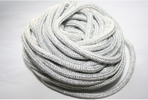 Climbing Cord Silver 5mm - 1mt