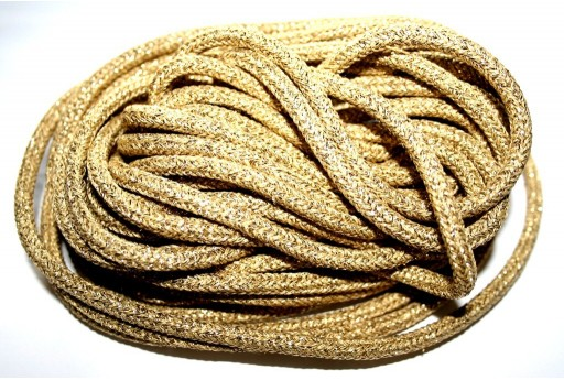 Climbing Cord Gold 5mm - 1mt