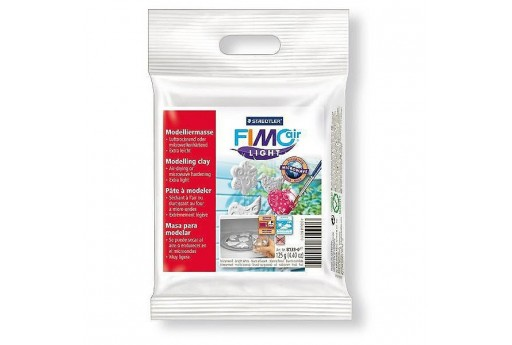 Pasta Fimo Air Light White 125gr