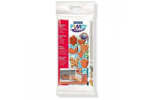 Pasta Fimo Air Light Terracotta 250gr