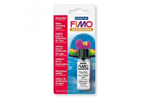 Fimo Water Clarifying Agent for Snow Globes