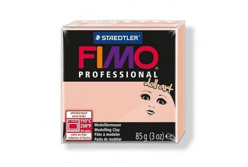 Pasta Fimo Professional Doll Art Rosa 85gr Col.45