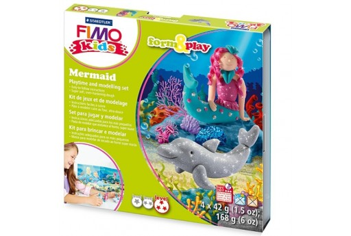 Fimo Kids Form and Play - Sirena