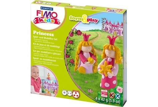 Fimo Kids Form and Play - Principessa
