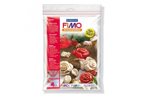 Fimo Moulds - Roses