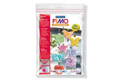Fimo Moulds - Spring