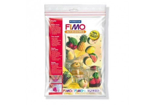 Fimo Moulds - Fruits