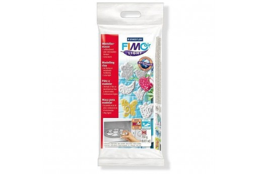 Pasta Fimo Air Light Bianco 250gr