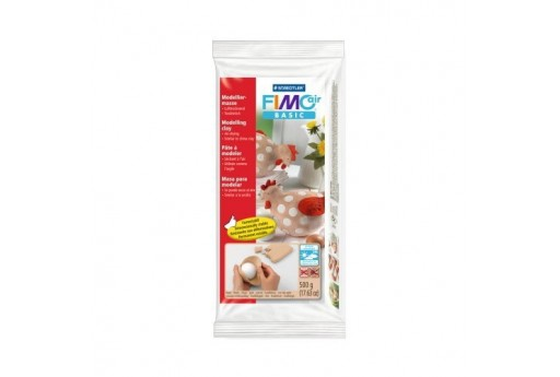 Pasta Fimo Air Basic Carne 500gr