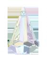 Swarovski Raindrop 6022 Pendant Crystal AB 14mm