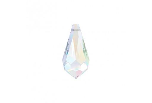 Pendente Swarovski Goccia 6000 Crystal AB 15x7,5mm - 2pz