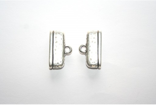 Flat Cord Ends 25x11mm - 2pc