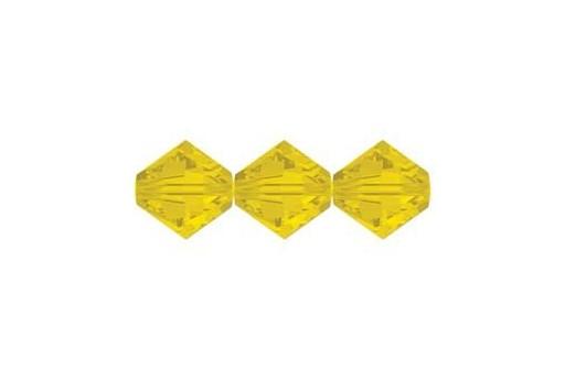 Swarovski Bicones Yellow Opal 3mm - 20pcs 5328