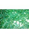 Miyuki Delica Beads Matte Light Green AB 10/0 - 8g