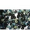 Quad® -Beads Jet AB 4mm - 5gr