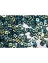Quad® -Beads Jet AB Full 4mm - 5gr