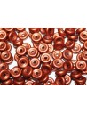 Wheel Beads Copper 6mm - 10gr