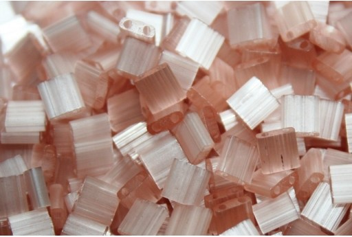 Miyuki Tila Beads Silk Pale Pink 5mm - 5gr