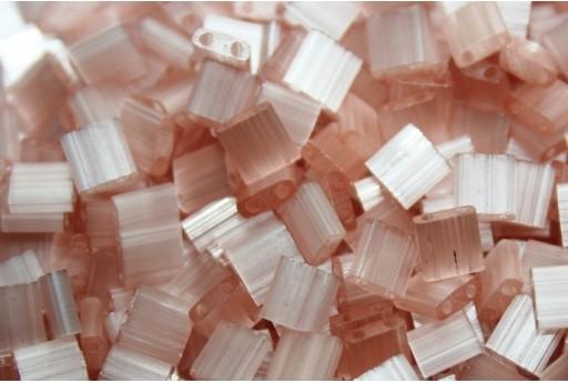 Perline Miyuki Tila Silk Pale Pink 5mm - 5gr