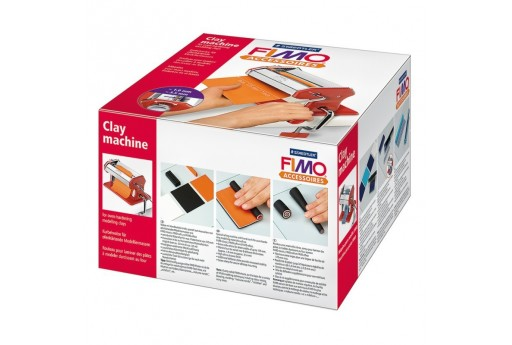 Clay Machine - Macchina Stendi Fimo
