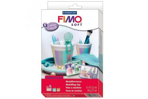Fimo Soft Set Candy Colours