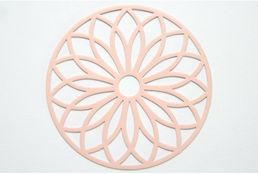 Somon Laser Cut Filigree - Round 43mm - 1pcs