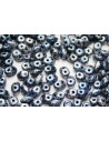 Superduo Beads Tweedy Blue 5x2,5mm - 10gr