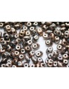 Superduo Beads Tweedy Light Copper 5x2,5mm - 10gr
