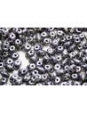 Perline Superduo Tweedy Violet 5x2,5mm - 10gr