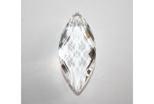 Swarovski Pendant Crystal 40x18mm 6110